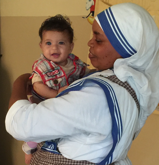 Give Until It Hurts: A Lesson from Mother Theresa