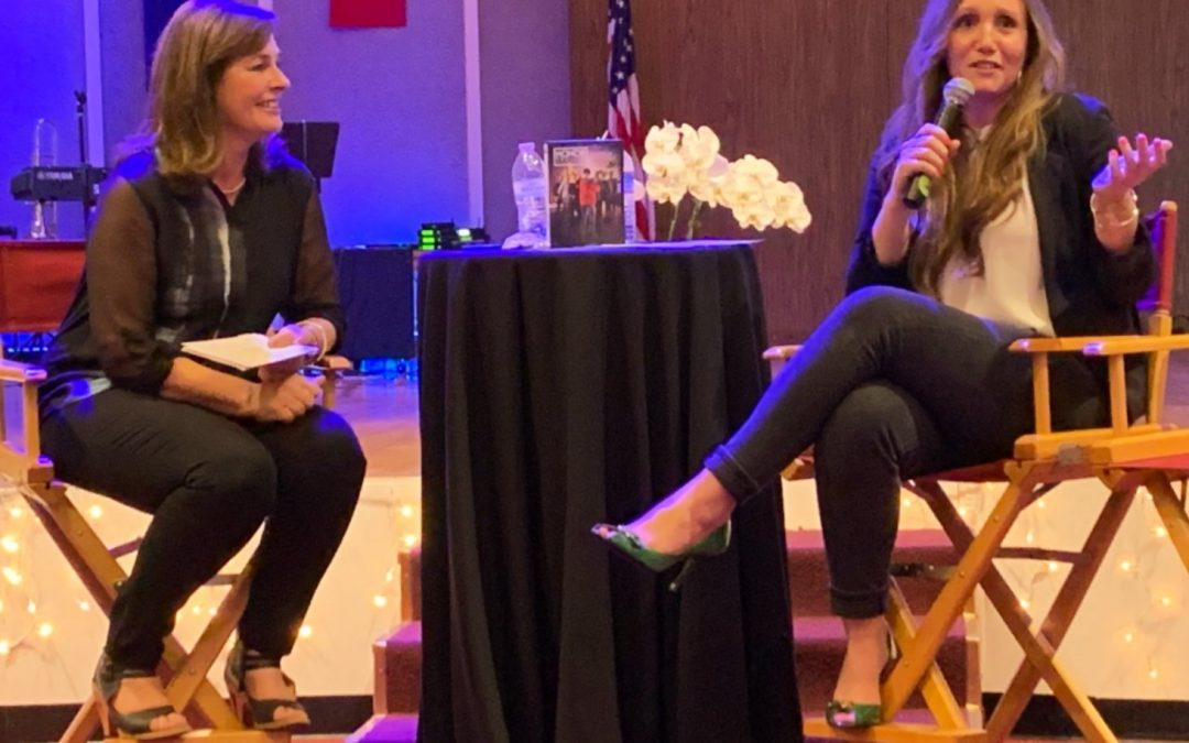 It's a Wrap: The Influence Women Gathering Sept. 2019 at Hollywood's Salvation Army
