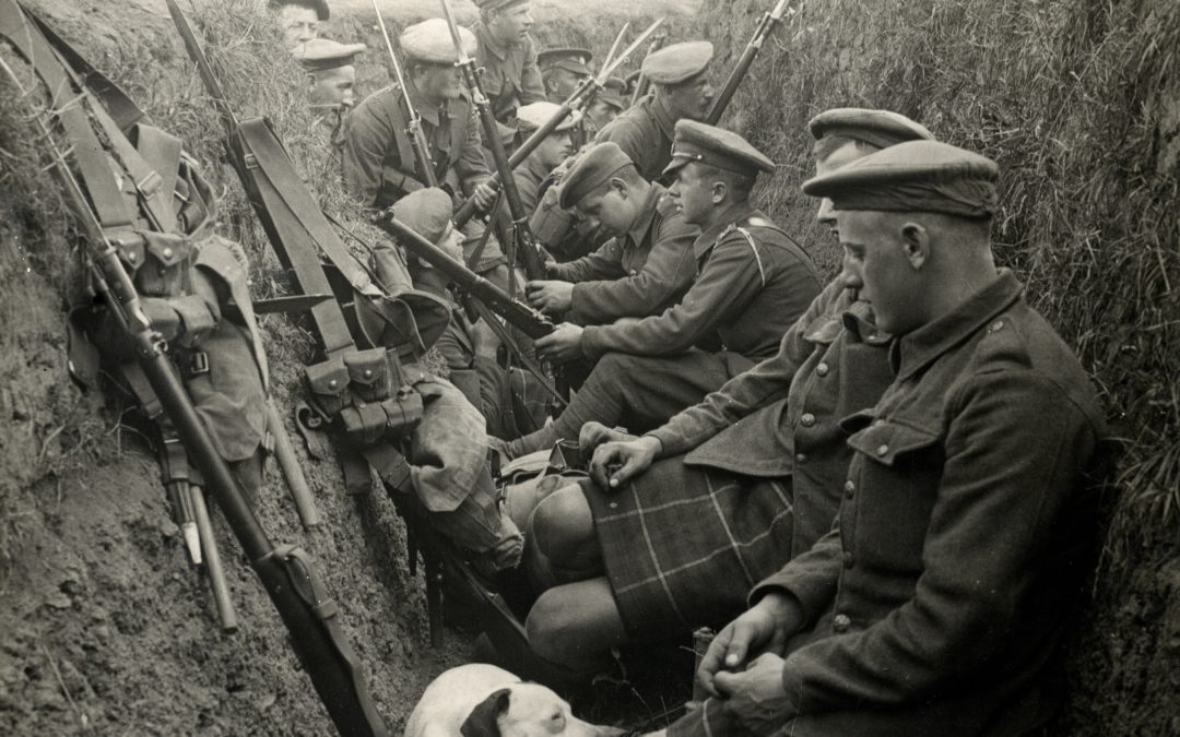 Stuck in Trenches