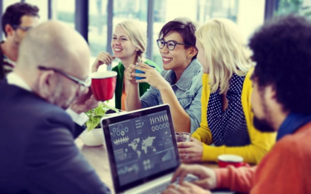 Collaboration and Community: The Mixture Needs to be Shaken Not Stirred
